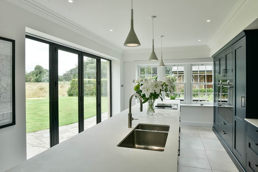 Contemporary Meets Traditional